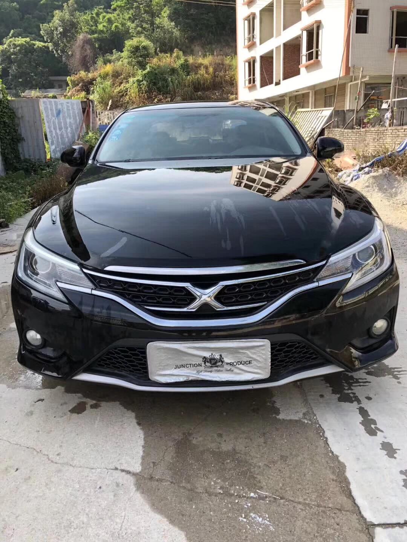 2014年六月2.5L丰田锐志抵押车