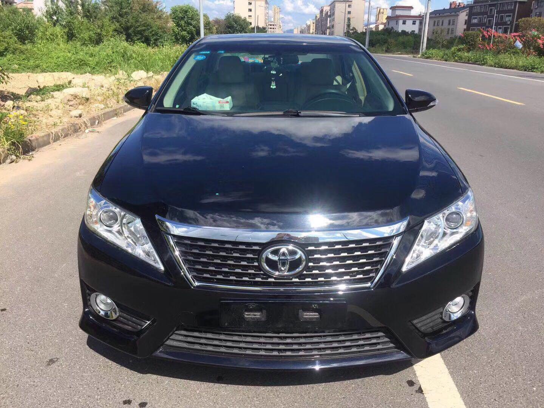 2012年八月2.0L丰田凯美瑞抵押车