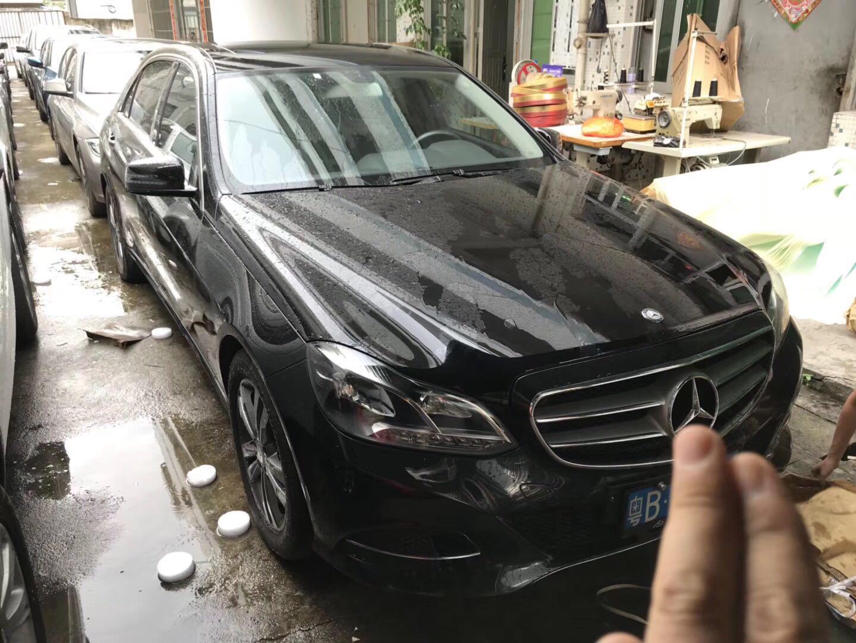 2014年六月1.8T奔驰E级抵押车